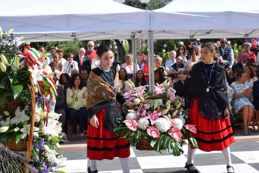 Haro se echa a la calle para honrar con flores a la Virgen de la Vega 32