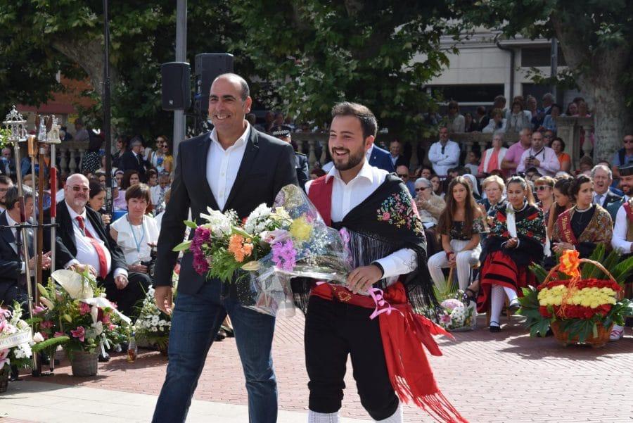 Haro se echa a la calle para honrar con flores a la Virgen de la Vega 38