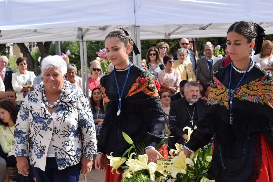 Haro se echa a la calle para honrar con flores a la Virgen de la Vega 40