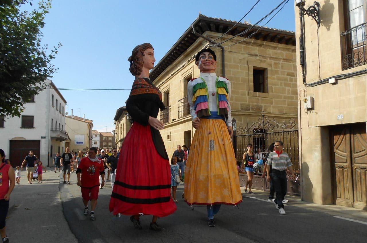 Fiestas de Castañares