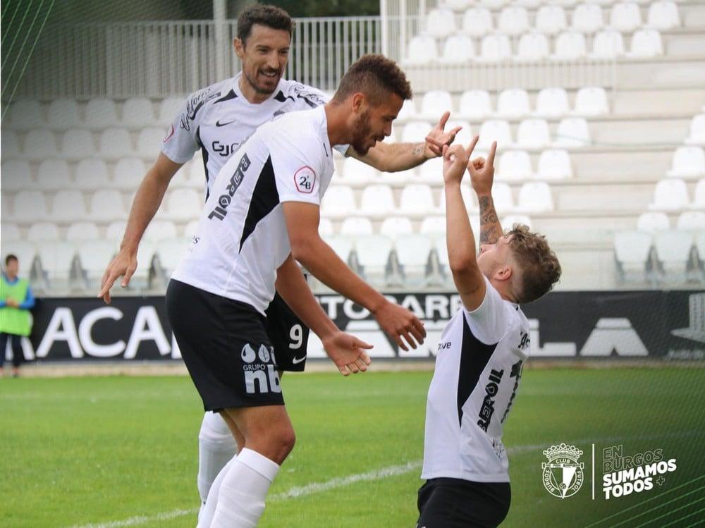 El Haro recibe a un poderoso Burgos CF 1