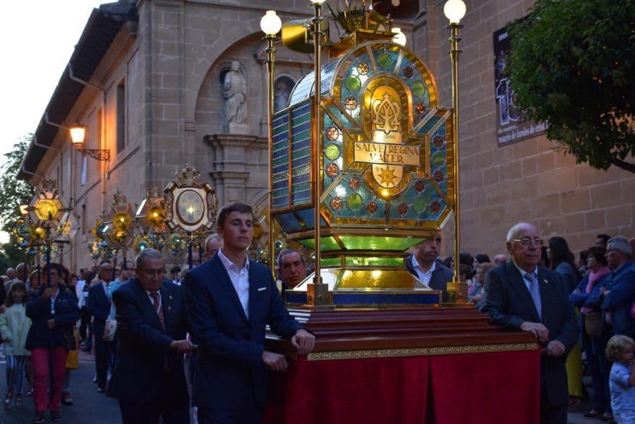 El Rosario de Faroles de Cristal ilumina Haro una vez más 14