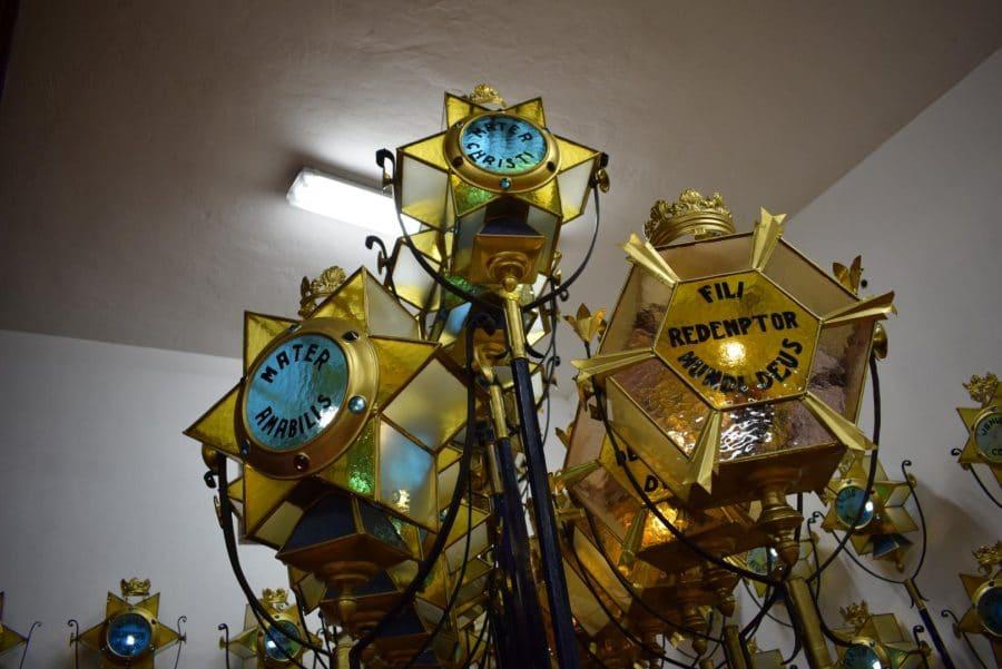 El Rosario de Faroles de Cristal ilumina Haro una vez más 4