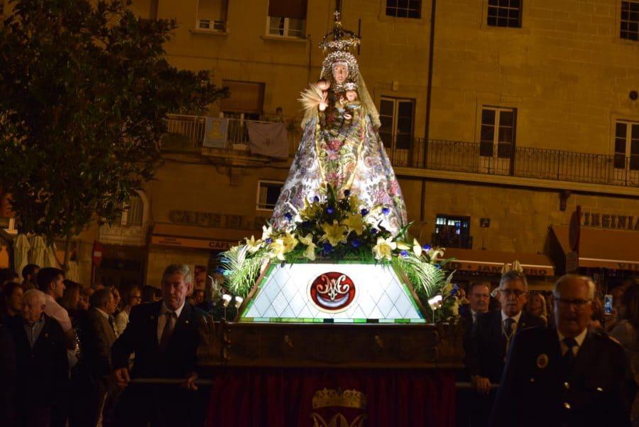 El Rosario de Faroles de Cristal ilumina Haro una vez más 34