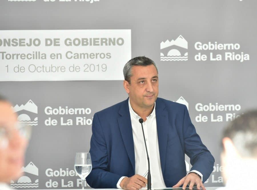 El Gobierno riojano elaborará un Plan de Desarrollo para las Comarcas para luchar contra la despoblación 2