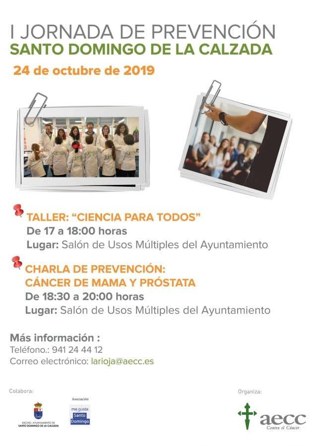 """Cientos de personas caminarán """"por la vida"""" el 3 de noviembre, entre Santo Domingo de la Calzada y Santurde de Rioja 2"""
