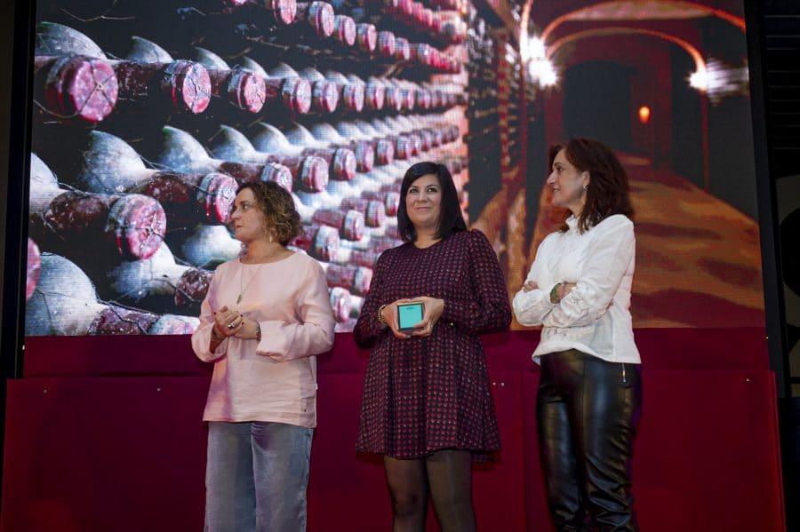 Juan Carlos Sancha, Bodegas Valdemar, Museo Villa Lucía y Bodegas Murua, Premios Best Of Turismo del Vino Bilbao-Rioja 2020 2
