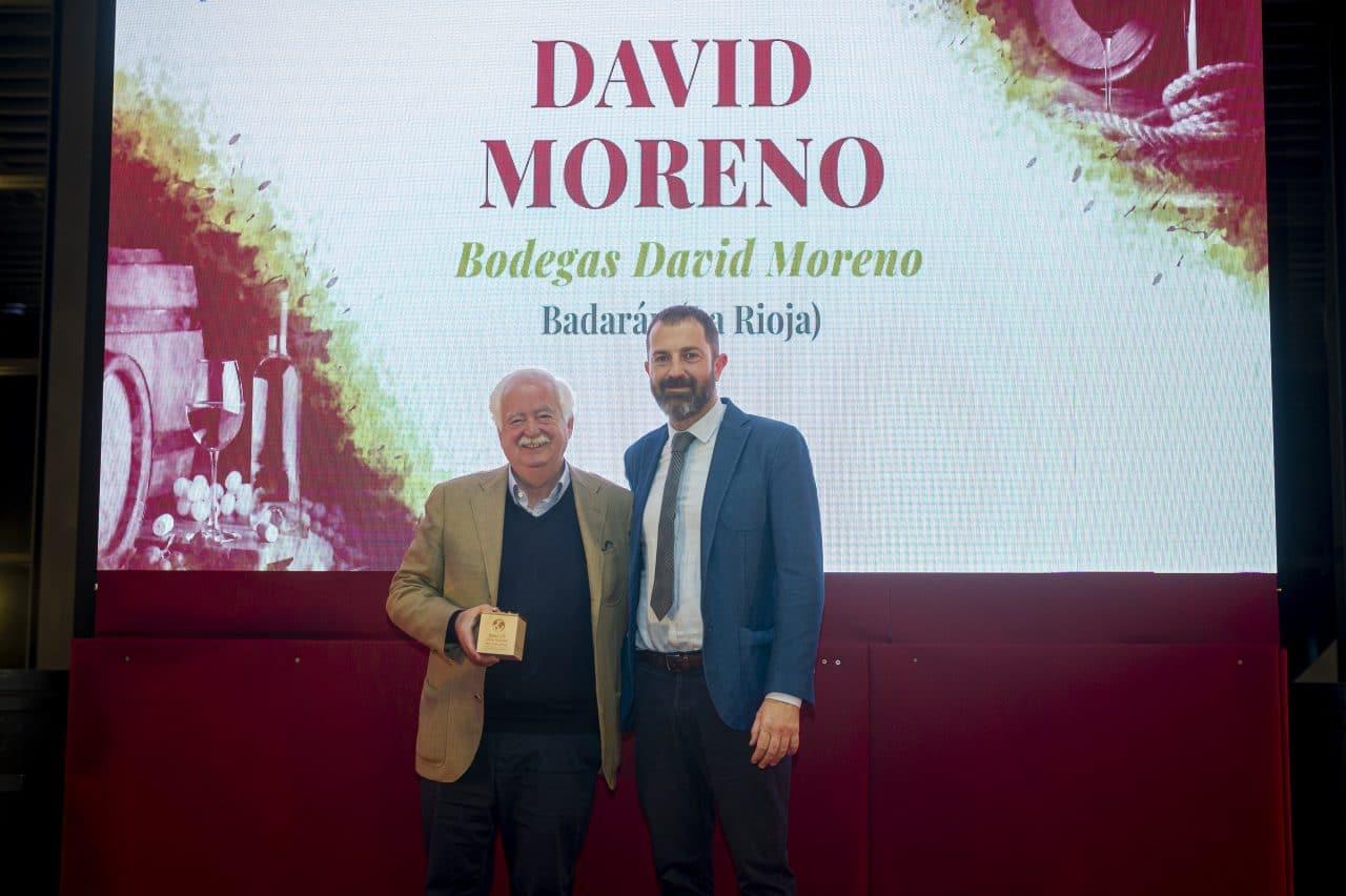 Juan Carlos Sancha, Bodegas Valdemar, Museo Villa Lucía y Bodegas Murua, Premios Best Of Turismo del Vino Bilbao-Rioja 2020 4