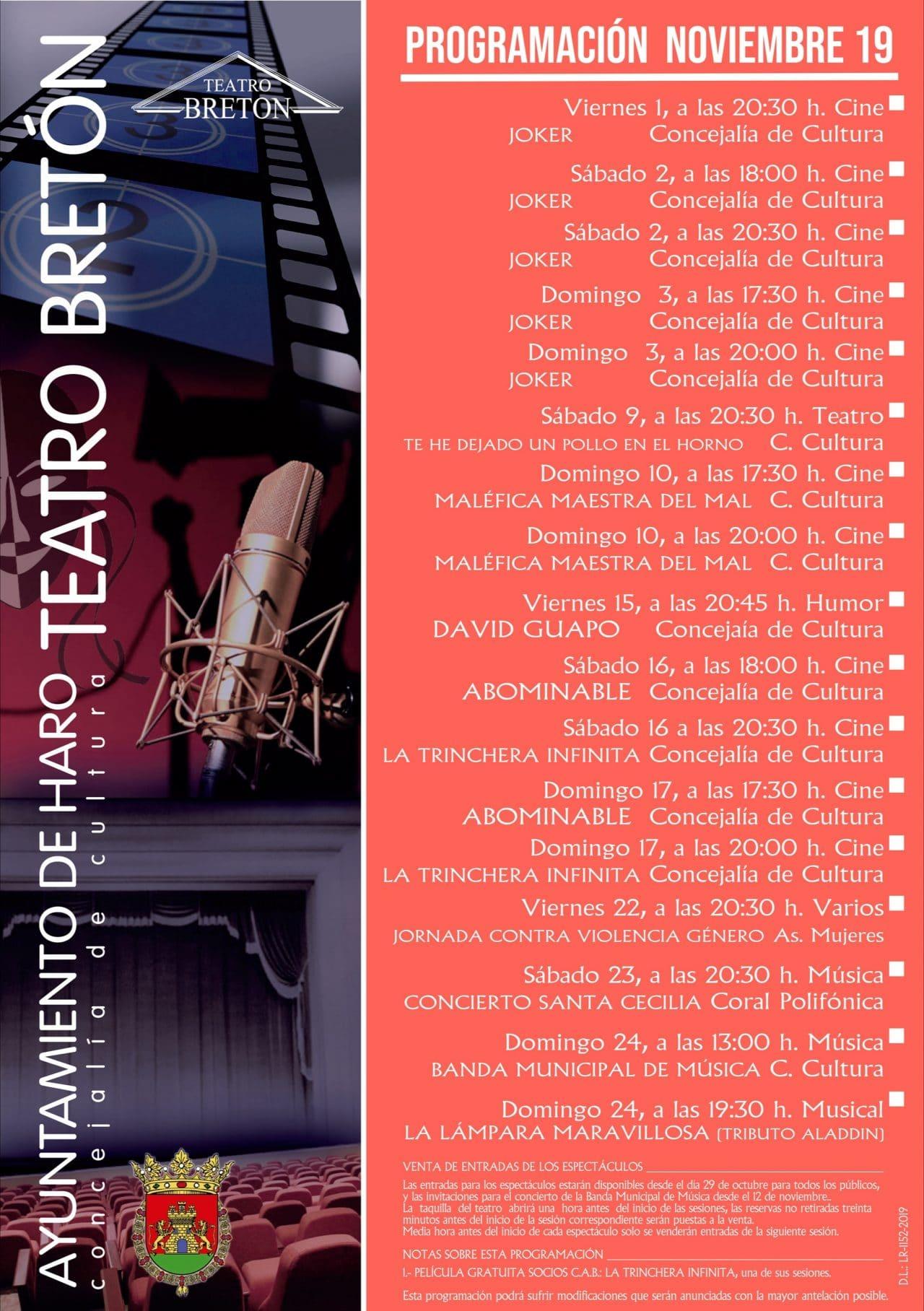 David Guapo, el 15 de noviembre en el teatro Bretón de Haro 1