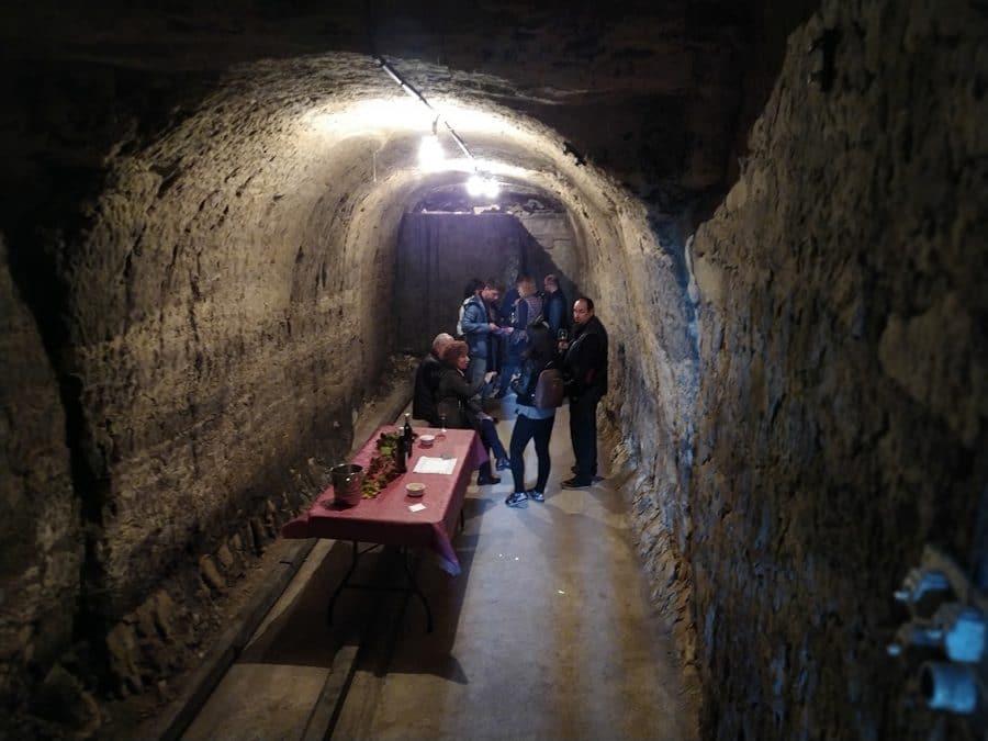 Vino y patrimonio maridan en las catas del Castillo en San Vicente de la Sonsierra 4