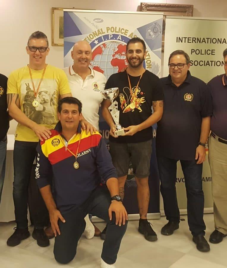 El Club de Tiro Rioja Alta finaliza quinto en el Campeonato de España de Clubes 4