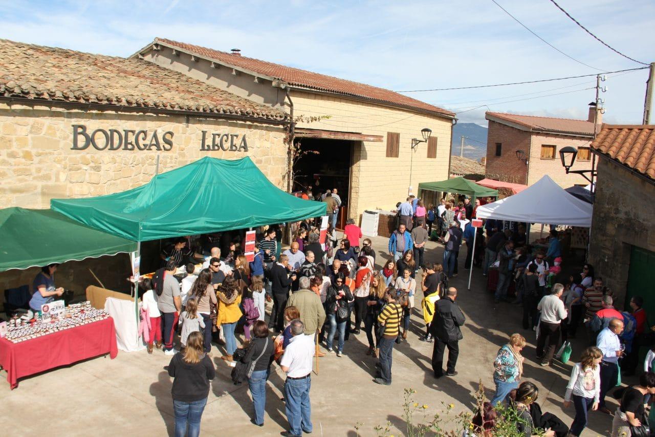 Once años de una tradición en Bodegas Lecea 1