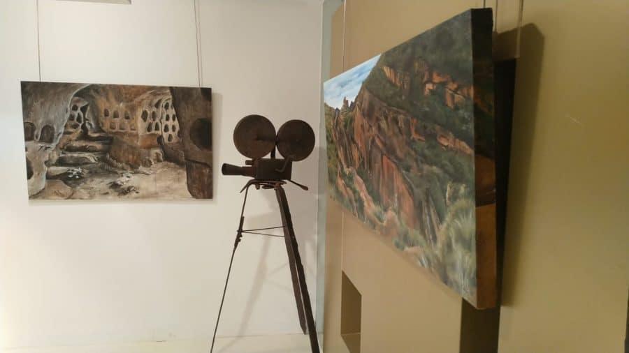 El Centro Fundación Caja-Rioja Bankia de Santo Domingo exhibe pinturas y esculturas de Félix Martínez-Losa 5