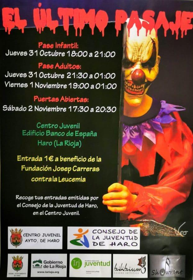 'El último pasaje': El Banco de España se convertirá por Halloween en un popurrí del terror 5