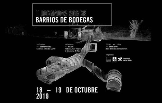 Las II Jornadas sobre los Barrios de Bodegas llegan a La Rioja Alta 1