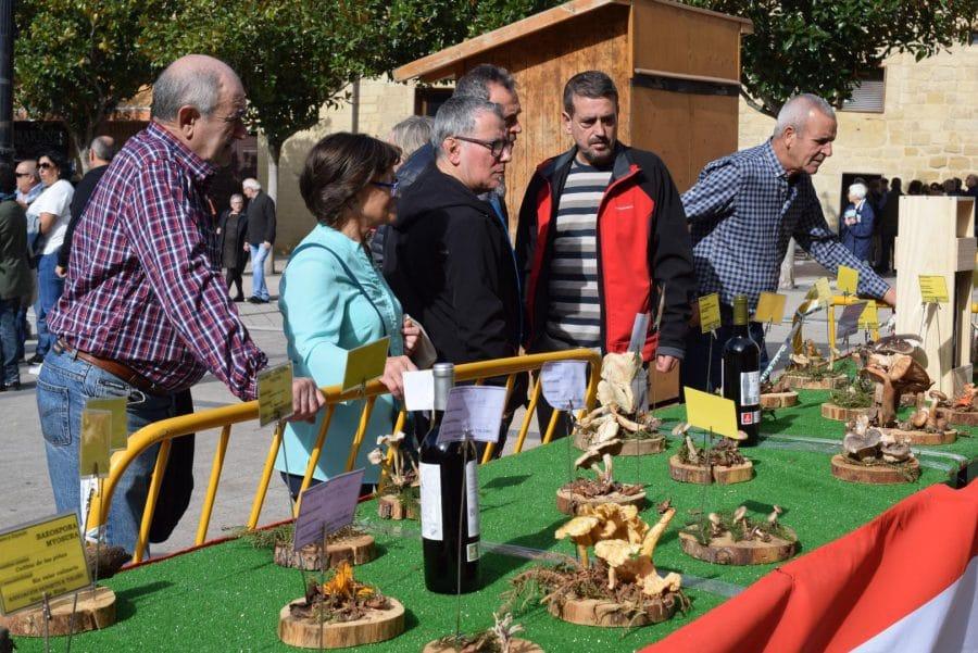 Domingo Garrido, Premio Carlos Aguirre de las Jornadas Micológicas Jarreras 27