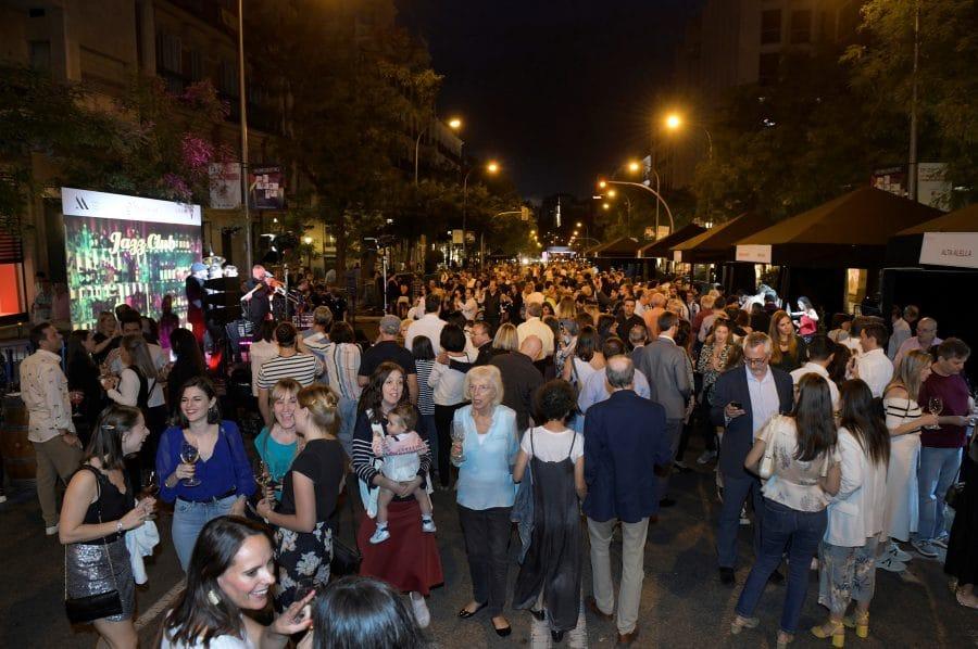 Acento jarrero en las Vendimias de Ortega y Gasset que reunieron a más de 3.000 visitantes 3
