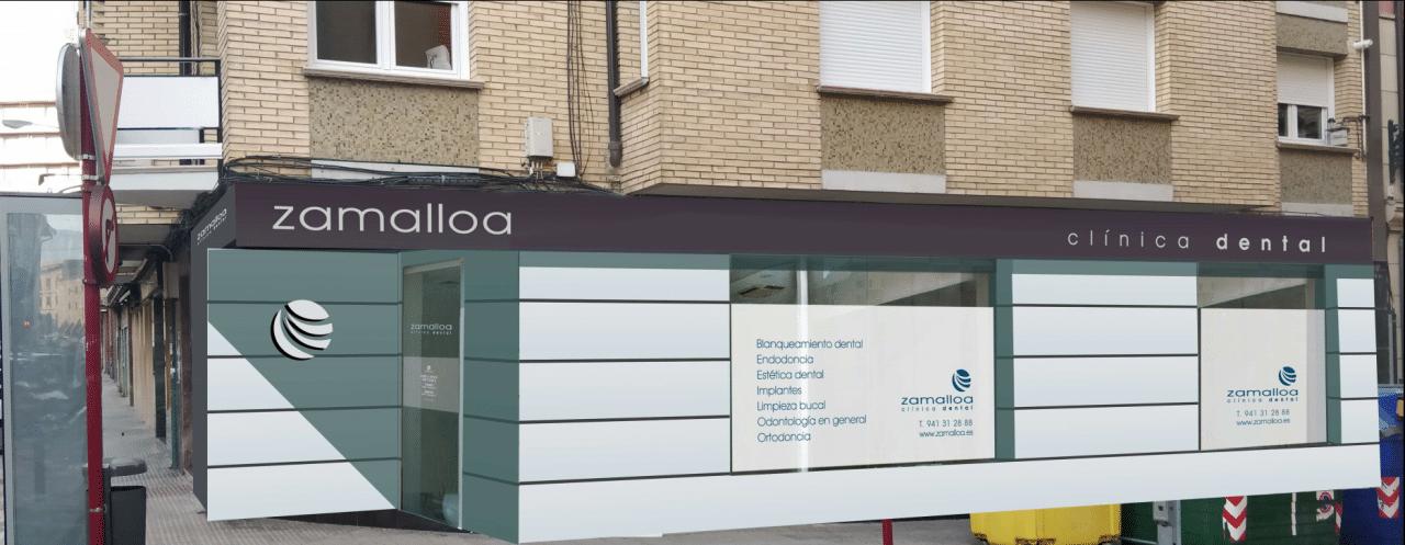 Clínica Dental Zamalloa se traslada a un nuevo local y elimina barreras arquitectónicas 1