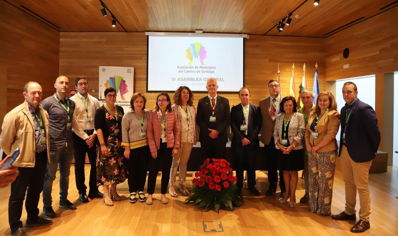 Nájera será vocal de La Rioja en la Asociación de Municipios del Camino de Santiago 1