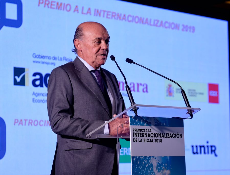 Bodegas Altanza, Teinnova y Rafael González Business reciben los premios a la Internacionalización de La Rioja 5