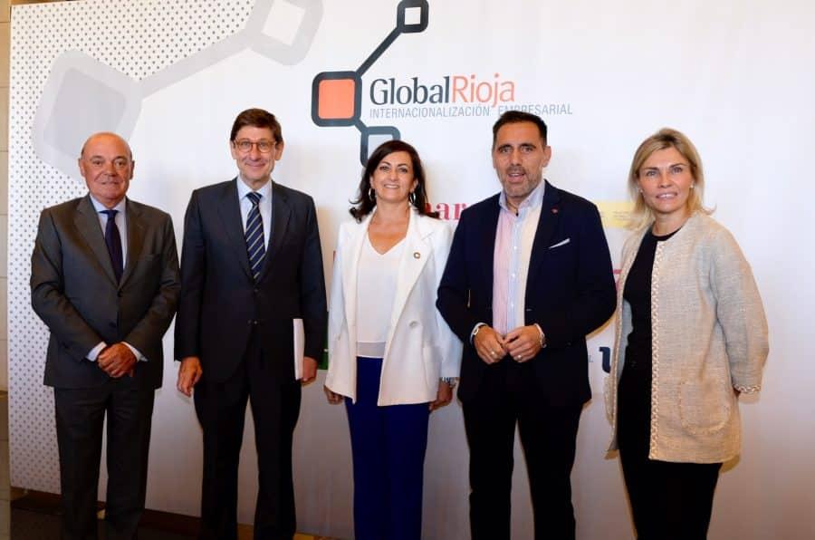 Bodegas Altanza, Teinnova y Rafael González Business reciben los premios a la Internacionalización de La Rioja 6