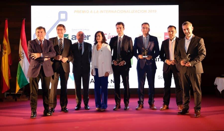Bodegas Altanza, Teinnova y Rafael González Business reciben los premios a la Internacionalización de La Rioja 9