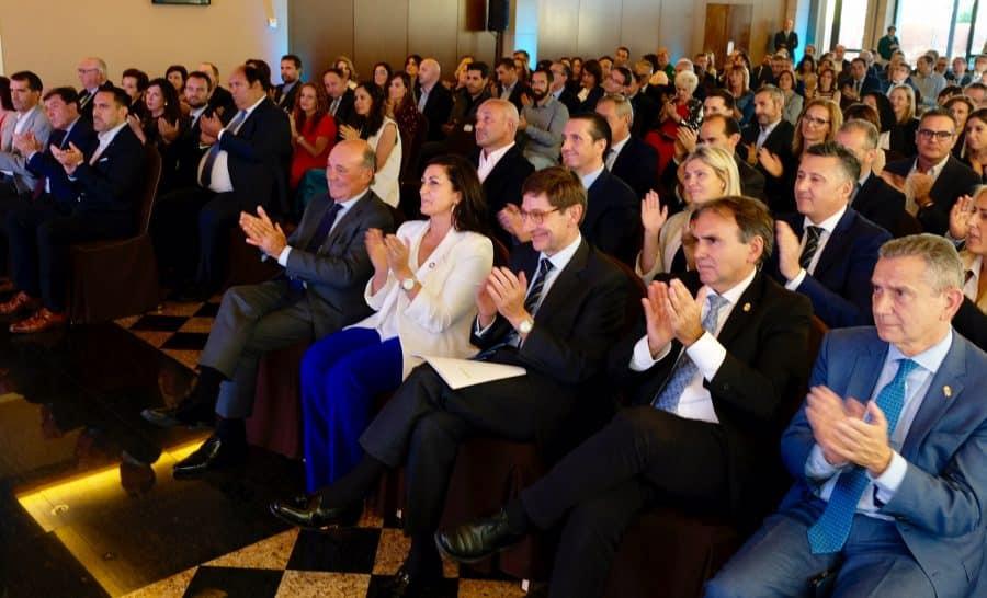 Bodegas Altanza, Teinnova y Rafael González Business reciben los premios a la Internacionalización de La Rioja 4