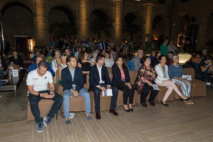 FOTOS: Puesta de largo del OSACC Haro Rioja Voley 2019-2020 7