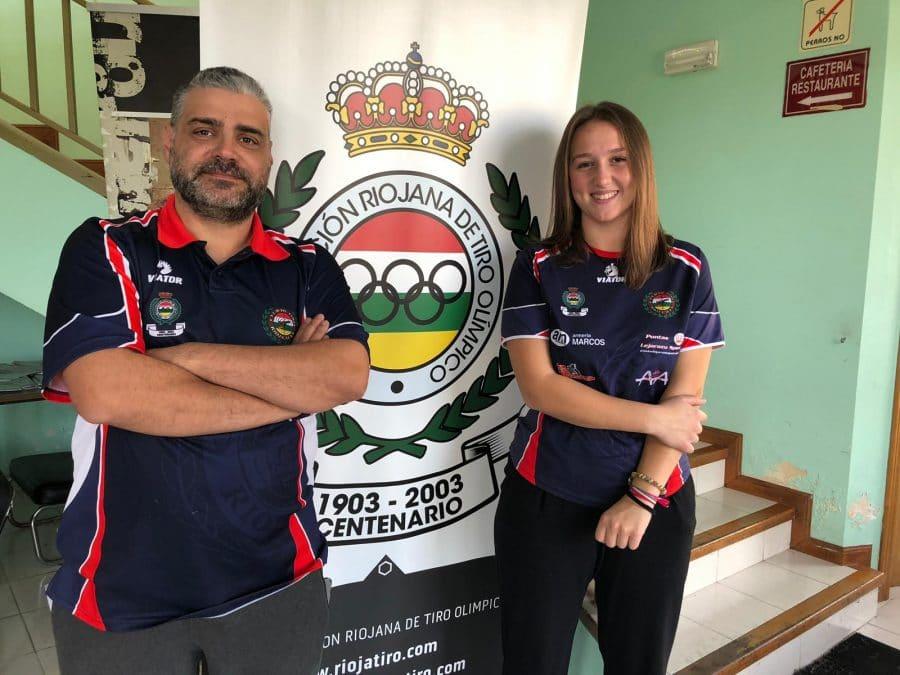 El Club de Tiro Rioja Alta finaliza quinto en el Campeonato de España de Clubes 1
