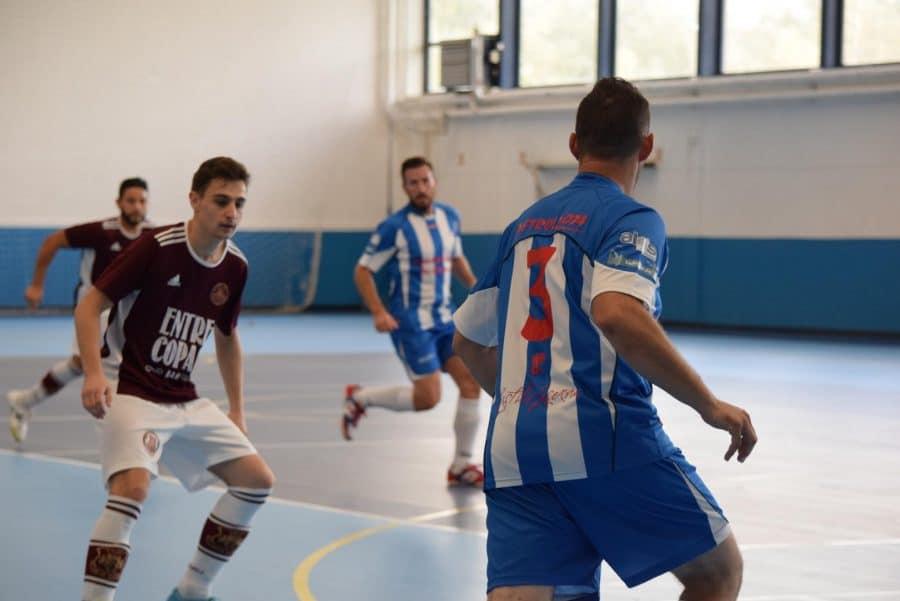 El Sparta Harense cae eliminado de la Copa ante el Arrúbal 2