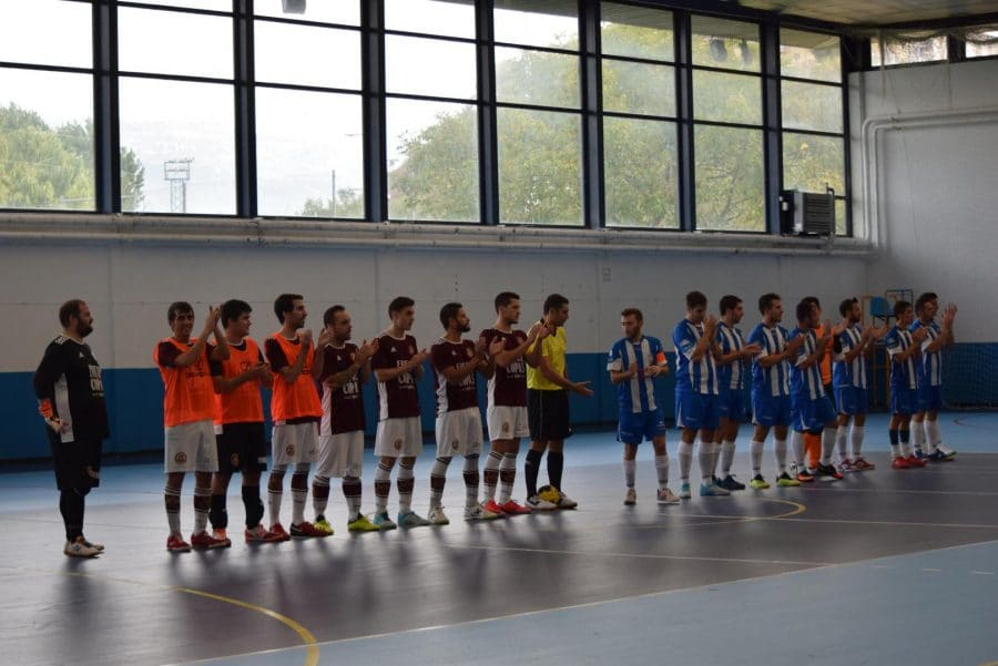El Sparta Harense cae eliminado de la Copa ante el Arrúbal 11