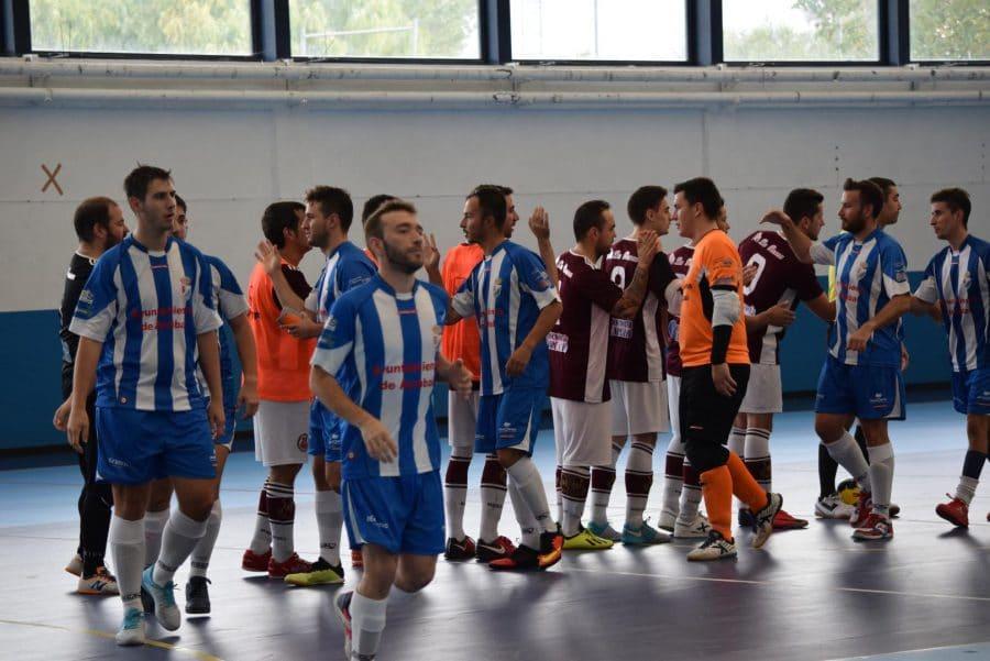El Sparta Harense cae eliminado de la Copa ante el Arrúbal 12