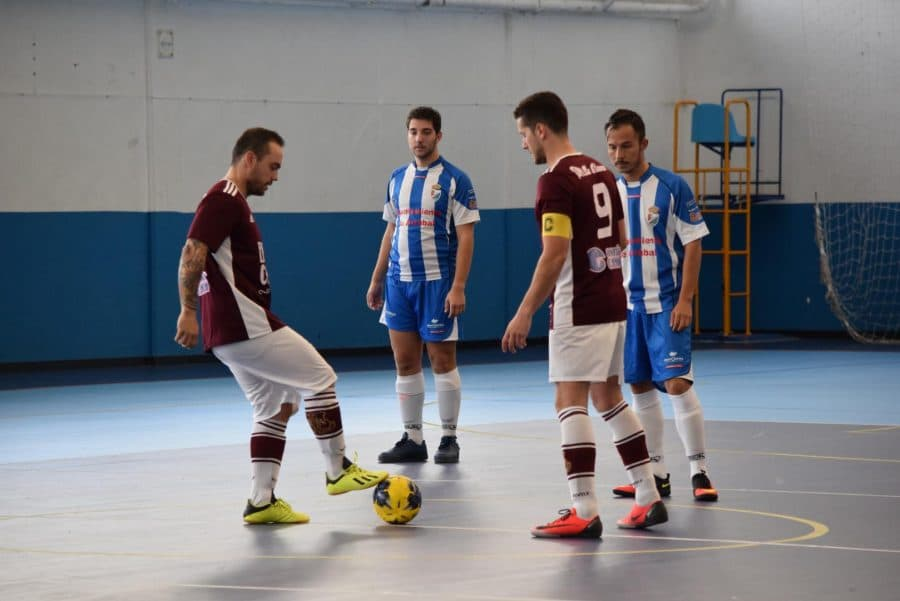 El Sparta Harense cae eliminado de la Copa ante el Arrúbal 14