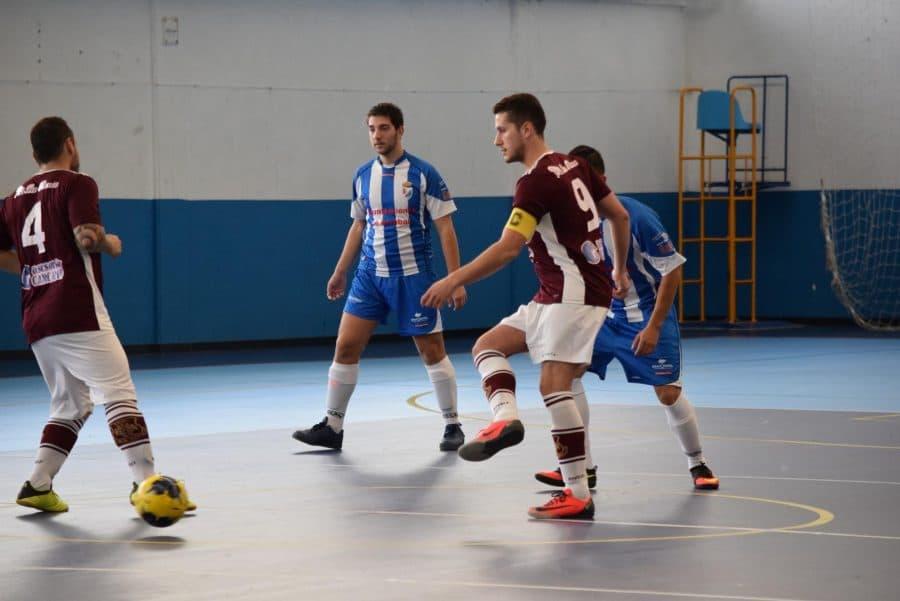 El Sparta Harense cae eliminado de la Copa ante el Arrúbal 15