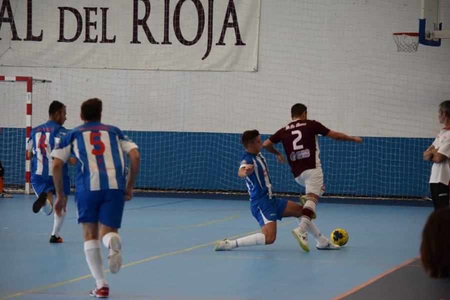 El Sparta Harense cae eliminado de la Copa ante el Arrúbal 16