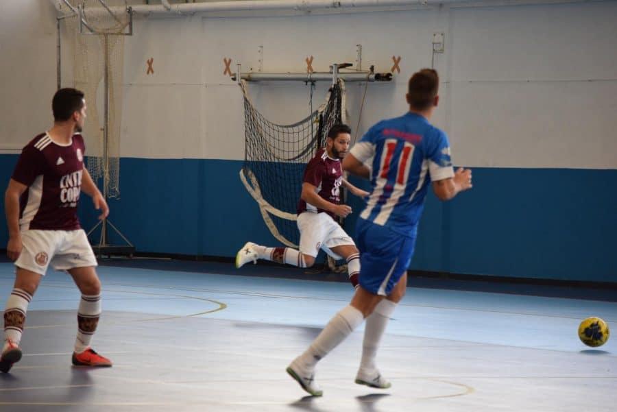 El Sparta Harense cae eliminado de la Copa ante el Arrúbal 17