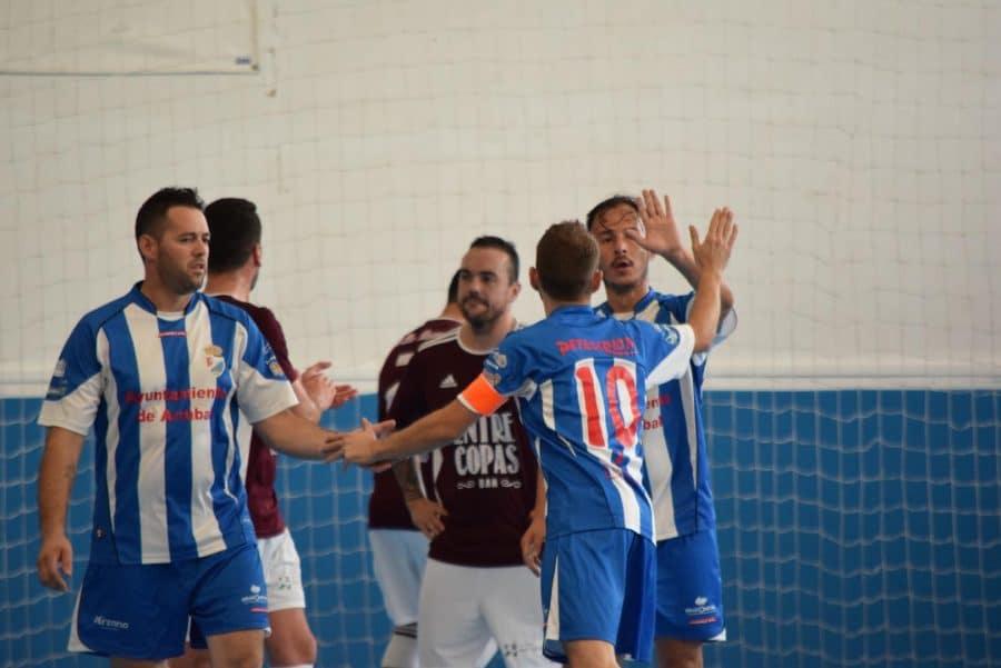 El Sparta Harense cae eliminado de la Copa ante el Arrúbal 3