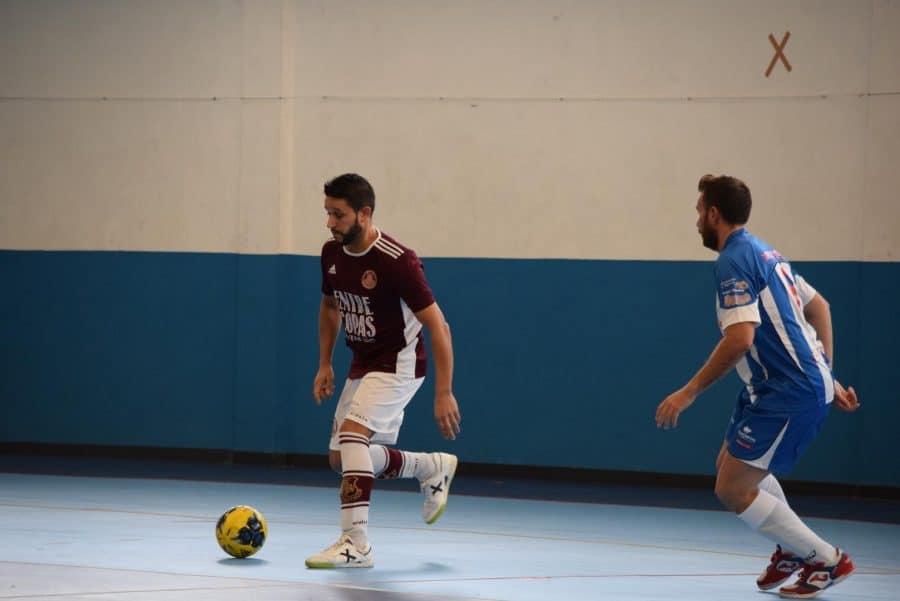 El Sparta Harense cae eliminado de la Copa ante el Arrúbal 22