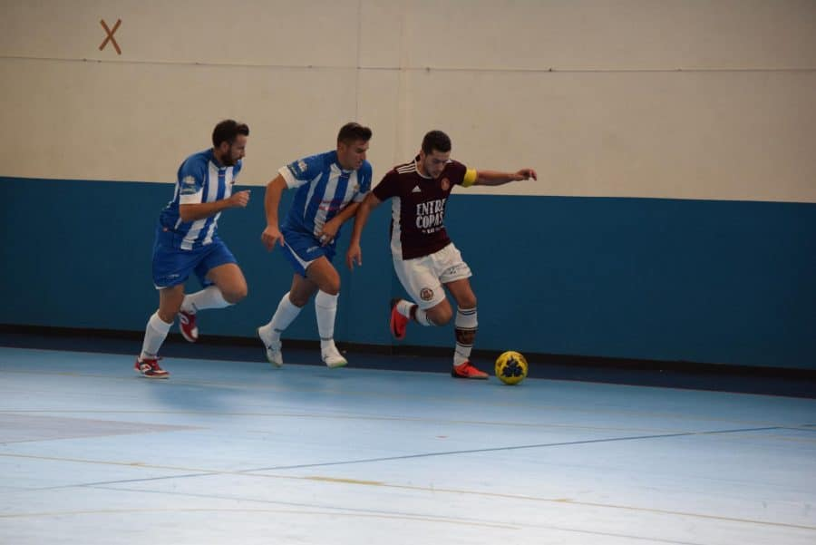 El Sparta Harense cae eliminado de la Copa ante el Arrúbal 1