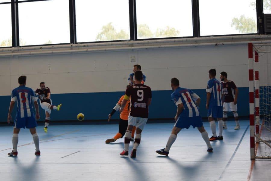 El Sparta Harense cae eliminado de la Copa ante el Arrúbal 5