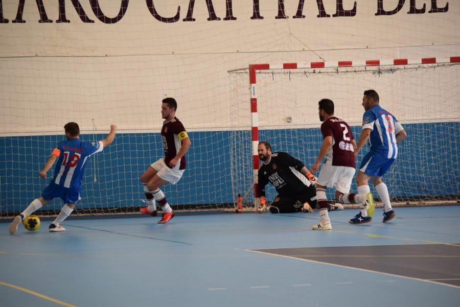 El Sparta Harense cae eliminado de la Copa ante el Arrúbal 6