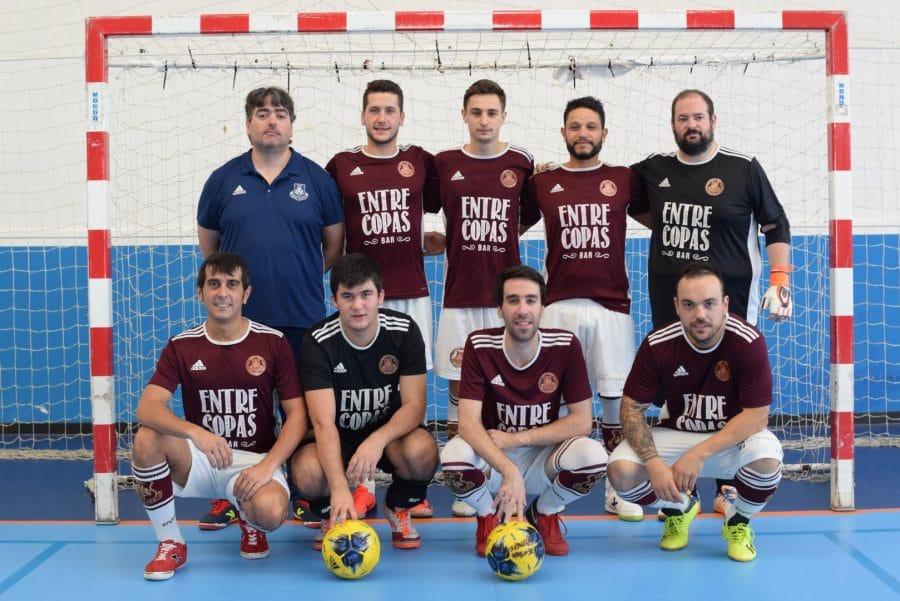 El Sparta Harense cae eliminado de la Copa ante el Arrúbal 7