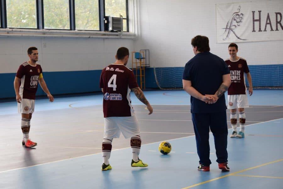 El Sparta Harense cae eliminado de la Copa ante el Arrúbal 8