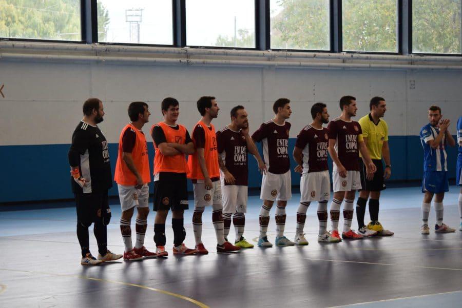 El Sparta Harense cae eliminado de la Copa ante el Arrúbal 10