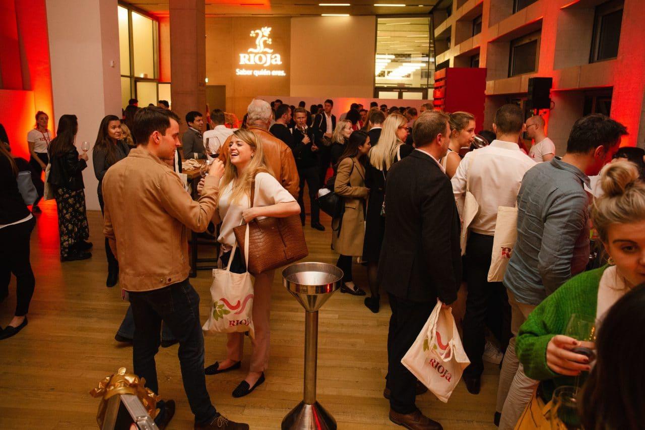 Londres es fiel un año más a la cata 'Rioja 10x10' del Consejo Regulador 2