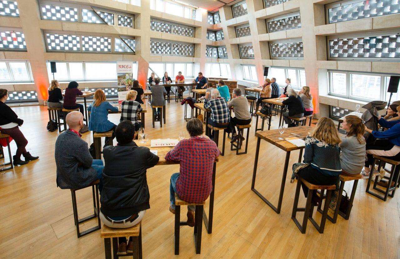 Londres es fiel un año más a la cata 'Rioja 10x10' del Consejo Regulador 1