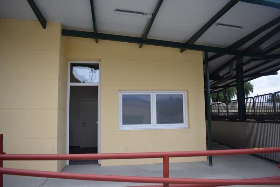 Inaugurados los vestuarios de El Ferial, casi dos años después 6