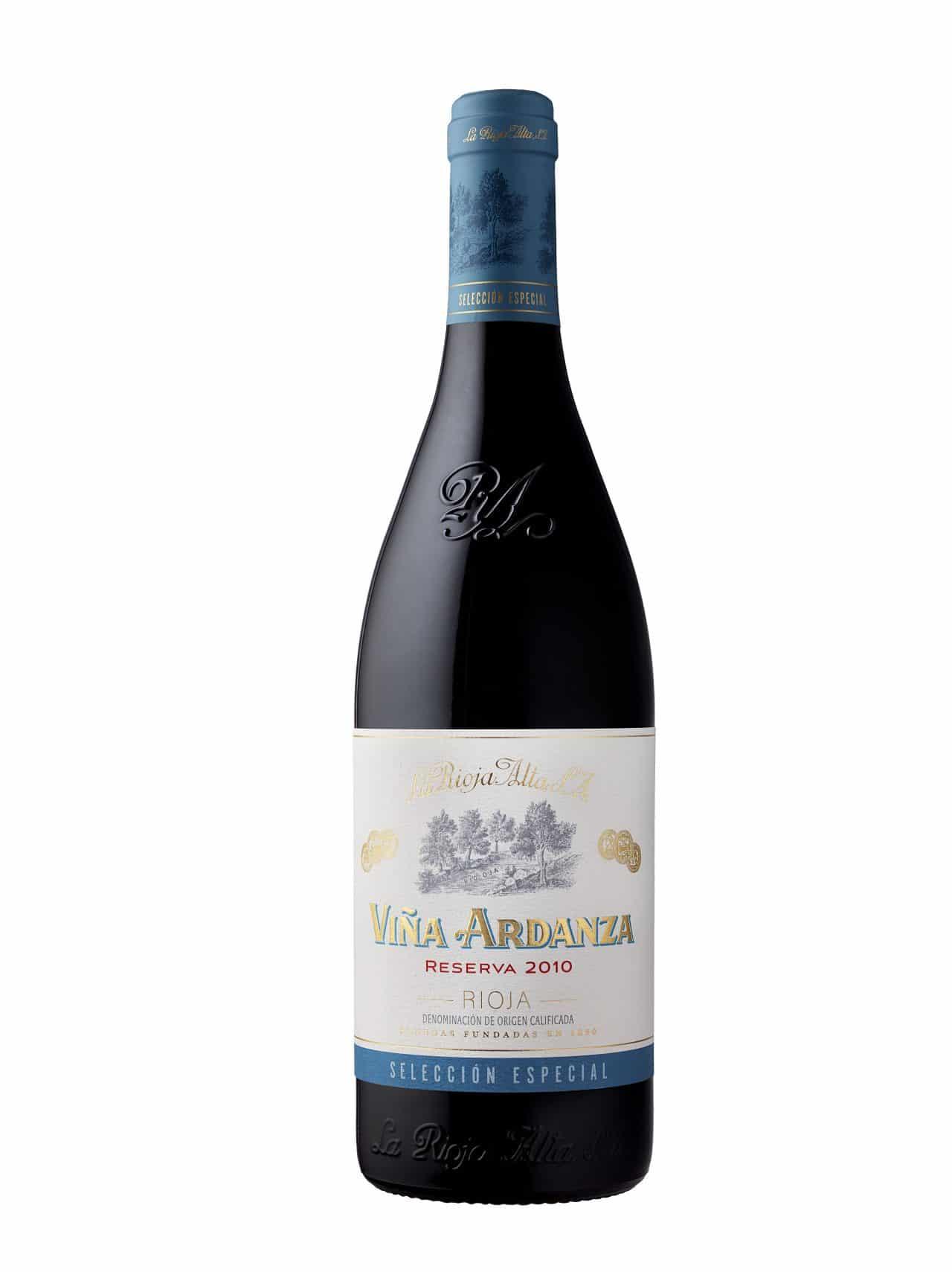 La Rioja Alta, SA lanza en España su nuevo 'Selección Especial': Viña Ardanza 2010 1