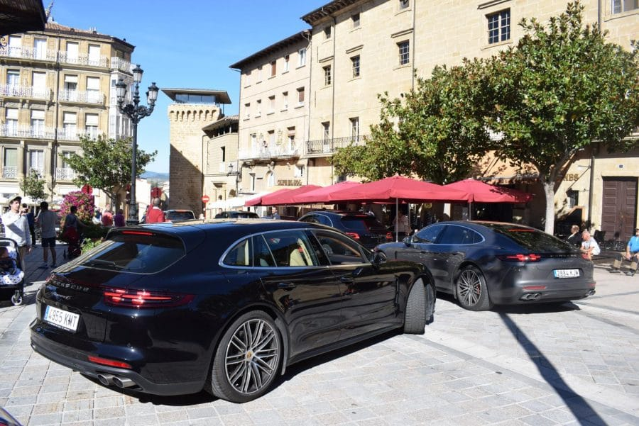 Pistoletazo de salida a la I Vuelta Porsche La Rioja desde Haro 2