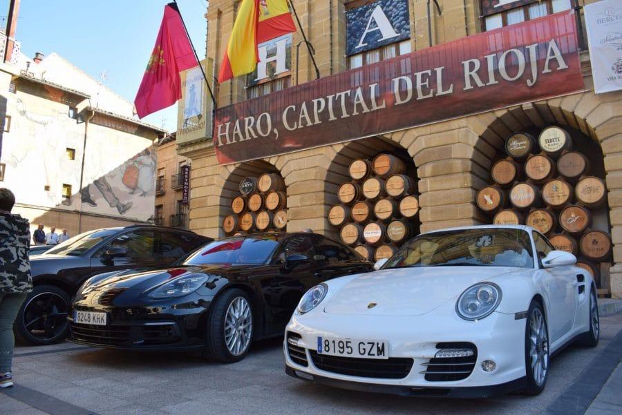 Pistoletazo de salida a la I Vuelta Porsche La Rioja desde Haro 3